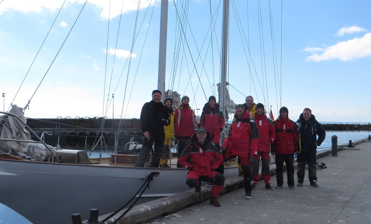 Ostseetörn zum Jubiläum des Warendorfer Wassersportvereins