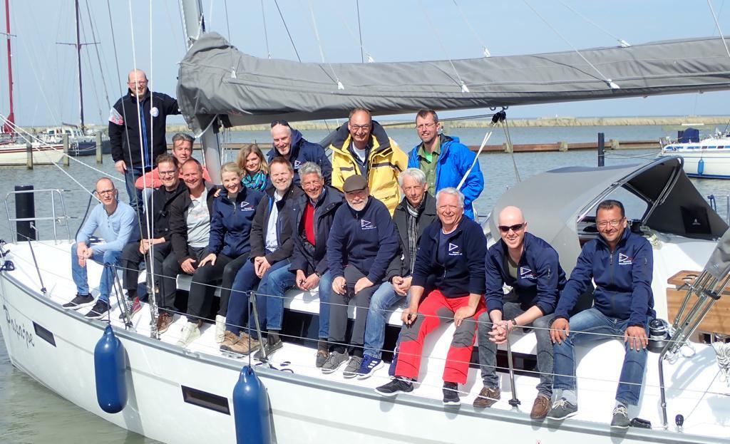 14 neue Skipper beim Wassersportverein