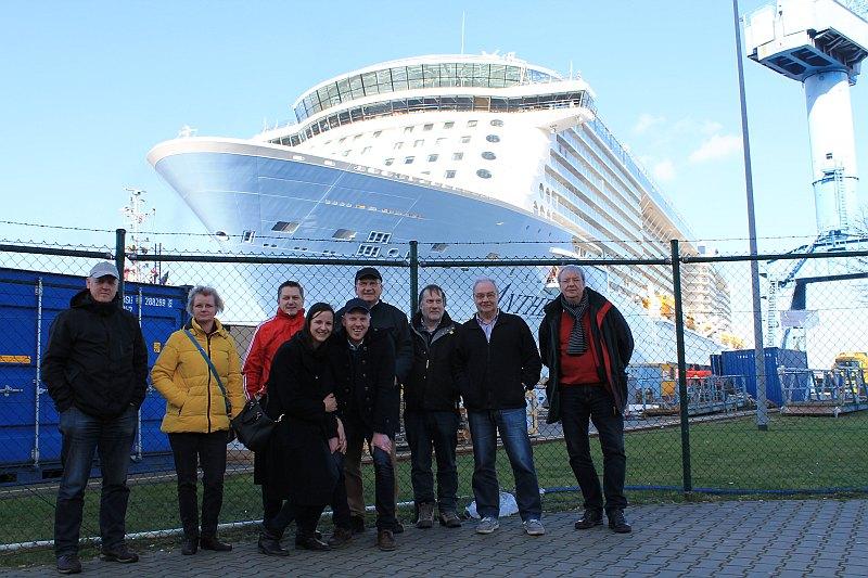 Ausflug nach Friesland