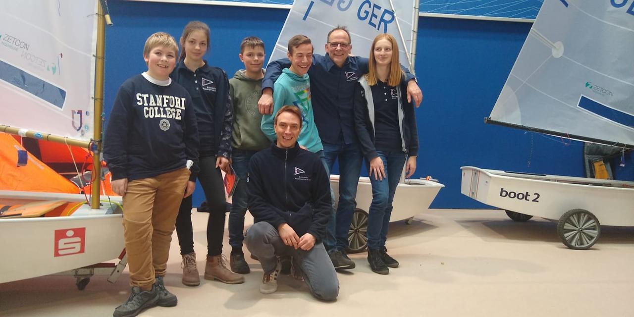 Ausflug der Jugendgruppe zur Boot