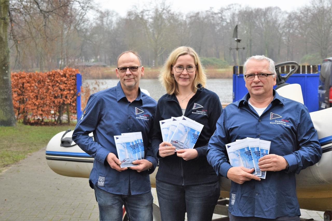 Neue Segel- und Motorbootkurse beim Warendorfer Wassersportverein