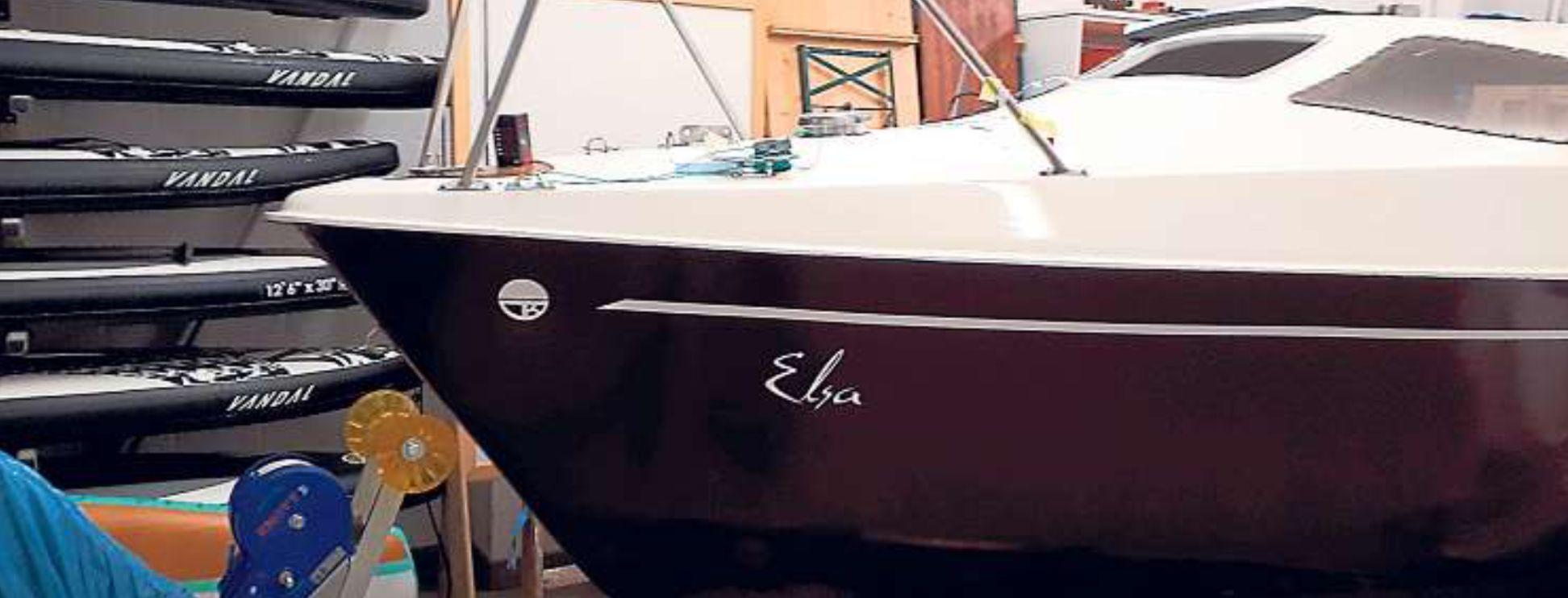 Segler restauriert sein erstes Boot einfach selbst