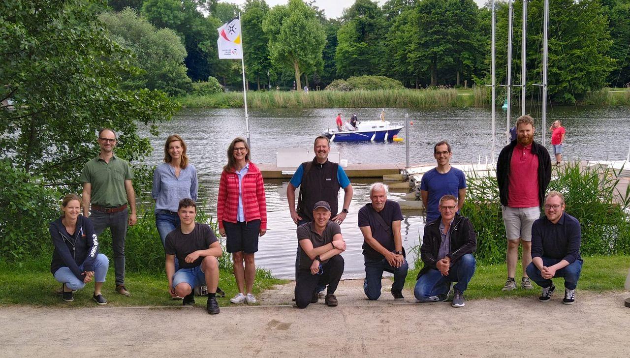 Prüfung zum Sportbootführerschein See bestanden